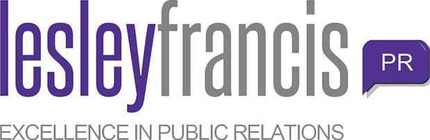 Lesley Francis PR logo