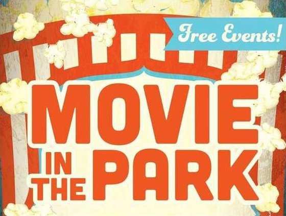 Movie in the Park graphic