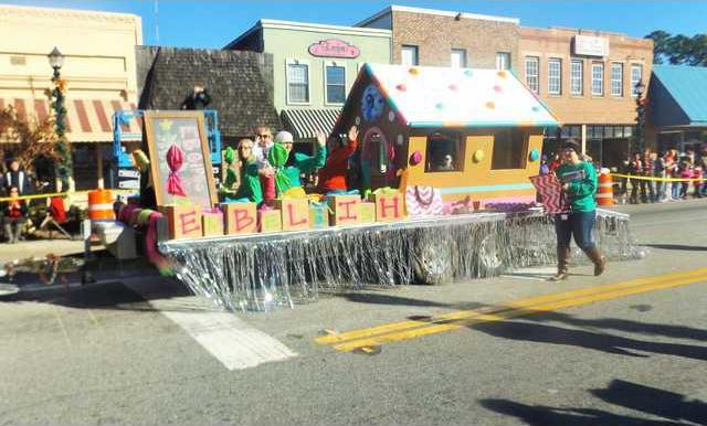Pembroke parade