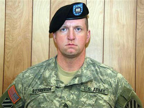 Sgt Jospeh Bozicevich