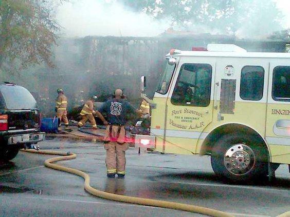 South Bryan Village fireweb