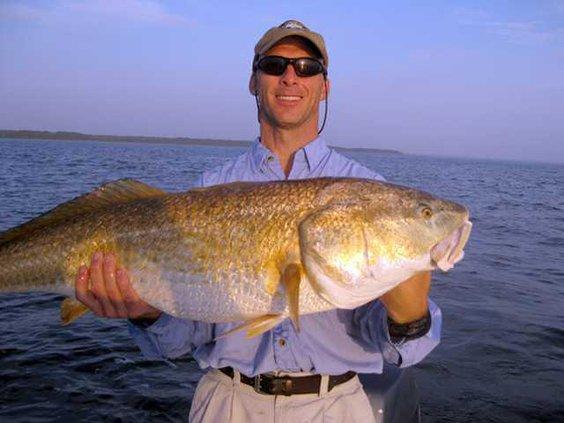 fishing adamski