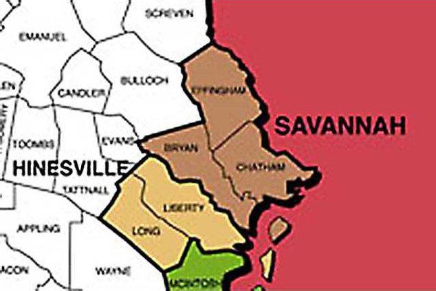 savannah MSA
