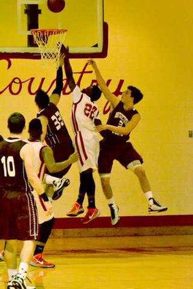 BCHS hoops