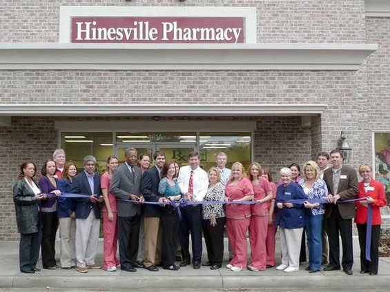 BIZ Hinesville pharmacy open