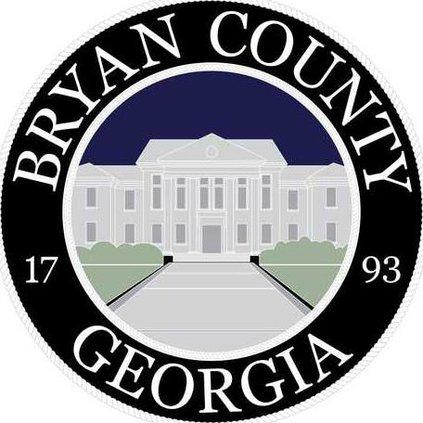 Bryan County seal 2016