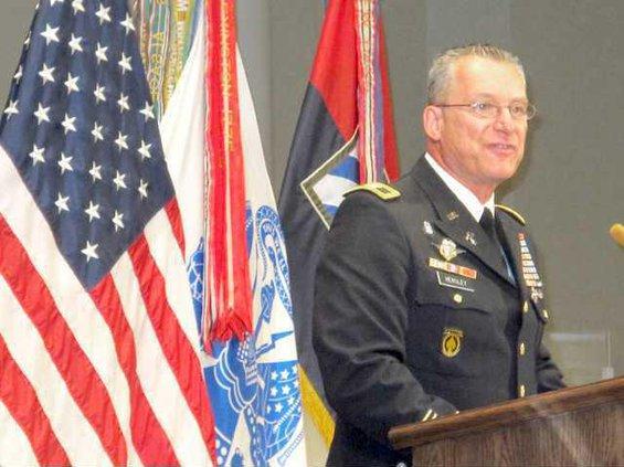 Chap. Col. Gary Hensley Senior Chaplain