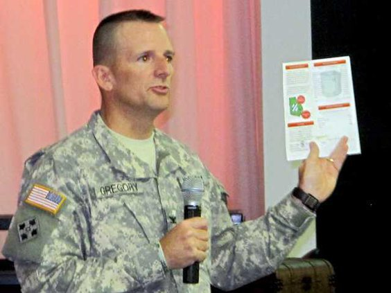 Col. Gregory