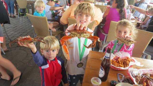 Crabbing Tournament