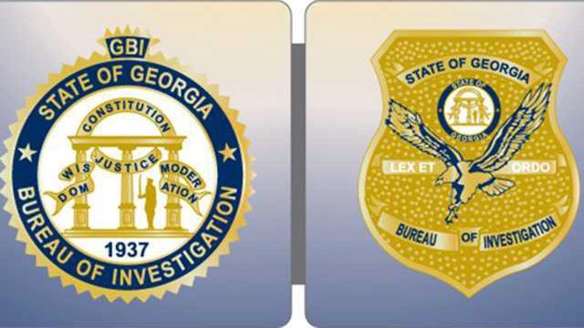 GBI logo and badge