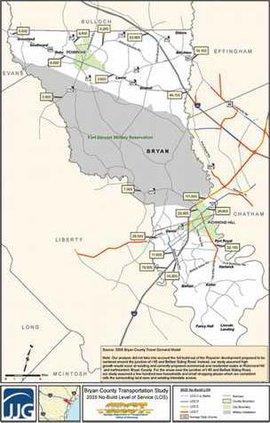GDOT-map