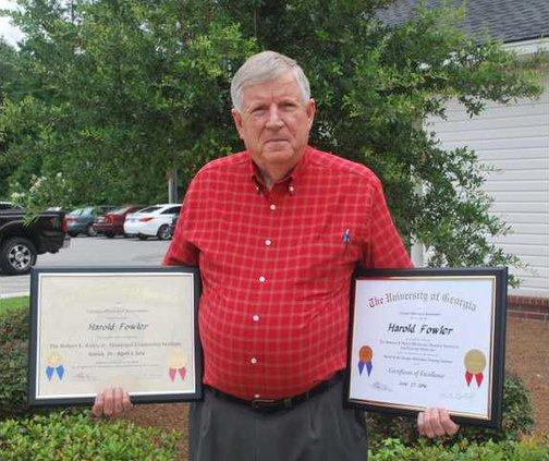 Harold Fowler awards