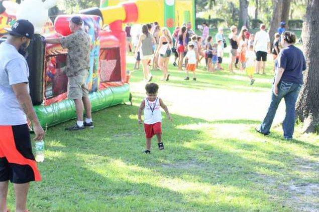 LJ at JFG Park