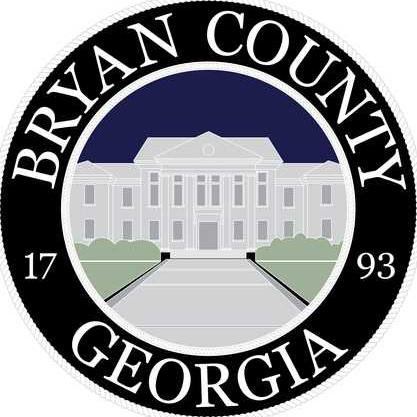 New Bryan County Seal
