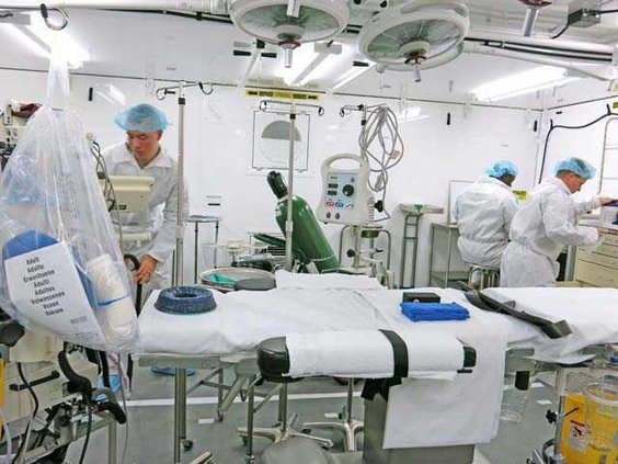 Operating room 1