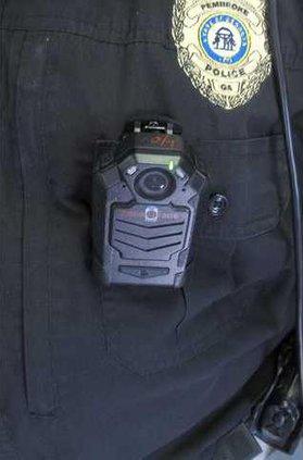 PPD Body Camera
