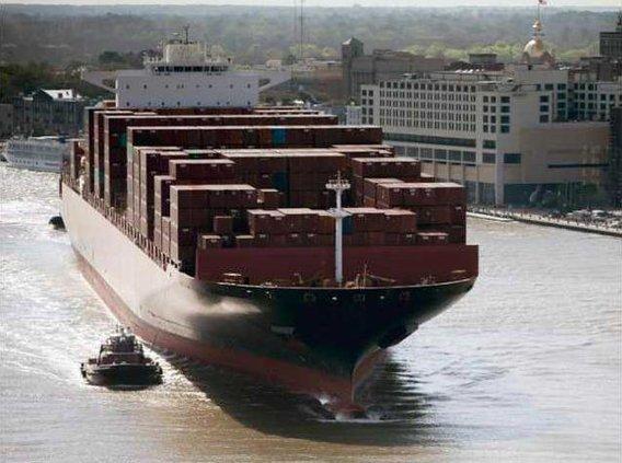 Port ship 0319