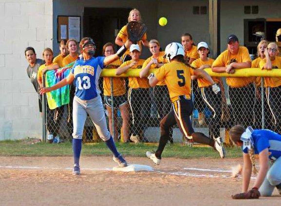 RH softball
