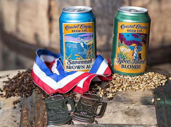 beer medals