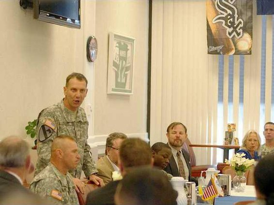 consul DFAC lunch 2 0328