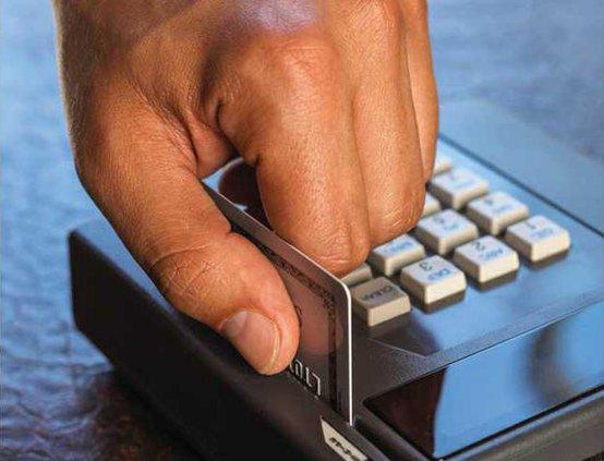 creditcard swipe
