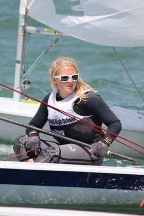 sailing dana at cressey
