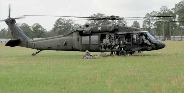0325 Air drop exercise