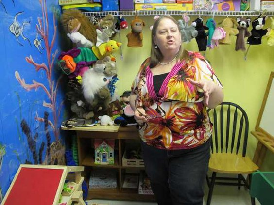 1127 Helens Haven - Liles in Play Therapy Room