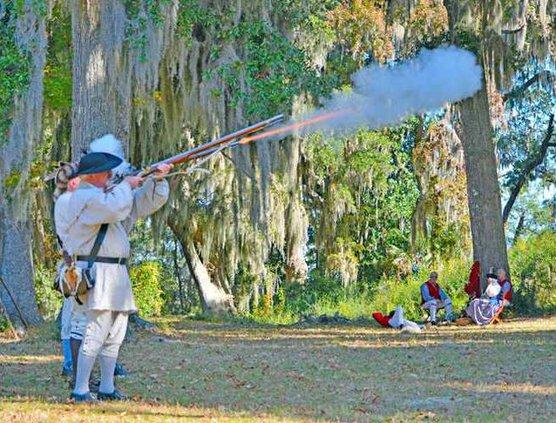 1129 Fort Morris demo