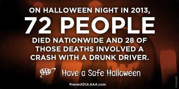 AAA Tow to Go Halloween