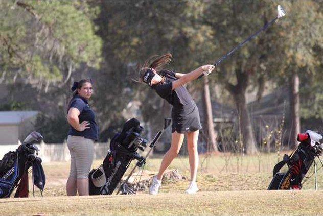 Bailey Davis RH golf