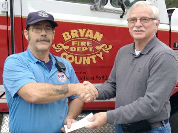 Bryan County Emergency Services