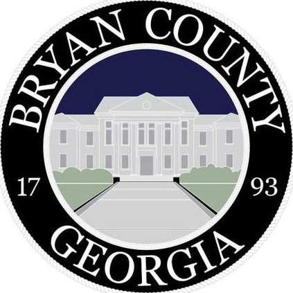 Bryan County seal 2016
