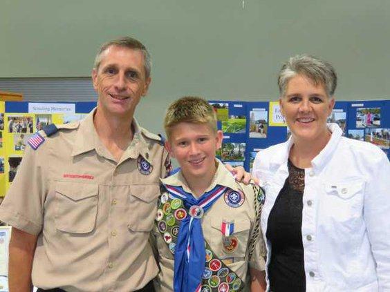 DeBry Eagle Scout