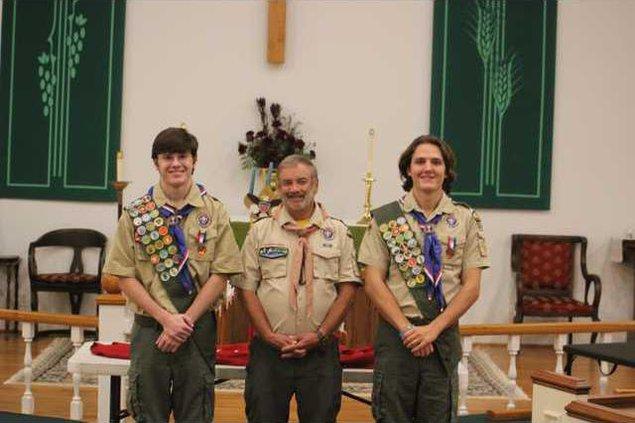 Eagle Scouts 004