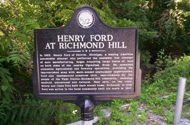 Ford Marker