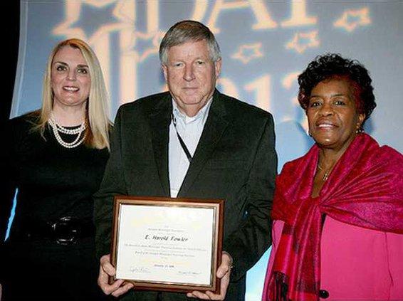 Fowler certificate