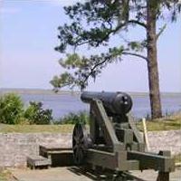 Ft. McAllister cannon