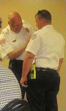 Pembroke Fire Chief