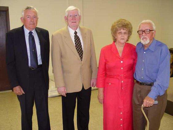 Pembroke Mayors