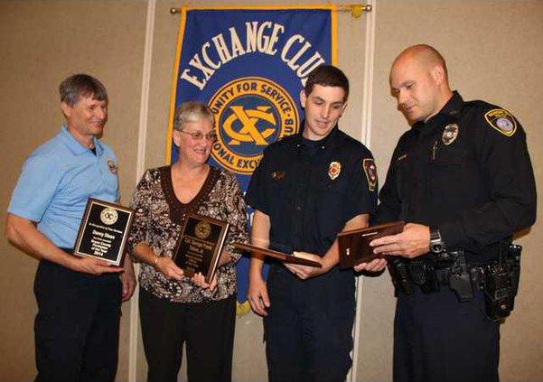Public Safety awards 1