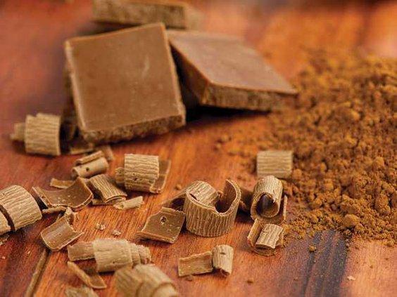 Yummy chocolate
