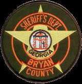 bryan county sheriff
