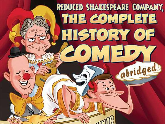 complete history of comedy