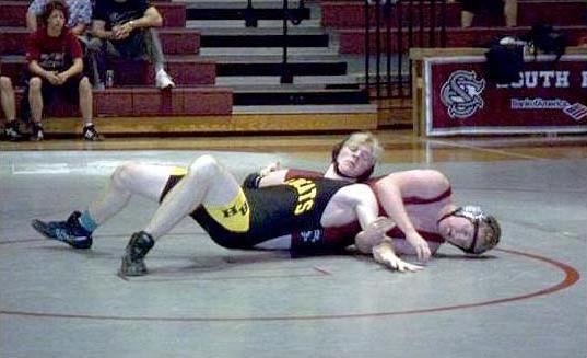 wrestling standalone