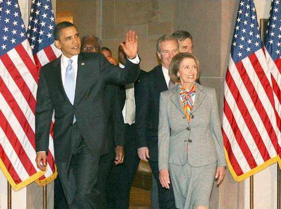 0324 Obama Pelosi