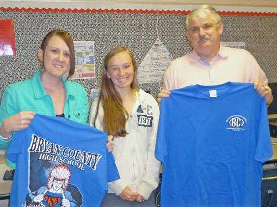 BCHS-TSA honors
