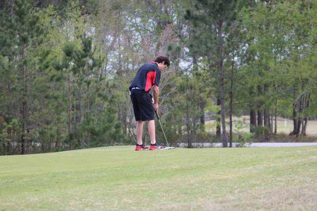 BCHS golf