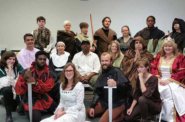Cast Robin Hood