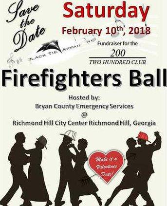 Firefighters Ball